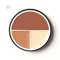 Type: Concealer Use: Face Benefit: Oil-control,Brighten,Concealer Quantity: Ingredient: Mineral Size: Full Size NET WT: Skin Type: All Skin Types Formulation: Cream Model Number: Contour Kit, Contour Palette, Concealer, Oil Control, Cream, Beauty, Creme Caramel, Beauty Illustration
