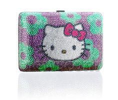 Hello Kitty Minaudiere by Judith Leiber