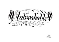 unbreakable tattoo design by denise a wells tattoo designs by denise a wells pinterest. Black Bedroom Furniture Sets. Home Design Ideas