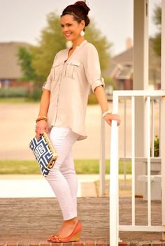 Five Spring Outfit Looks at Get Your Pretty On - http://getyourprettyon.com/spring-style-five-favorite-looks/