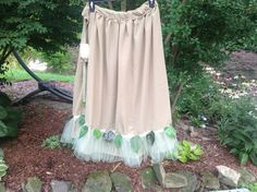 Items similar to Upcycled Plus Size fairy, pixie, womens, teens, woodland skirt for everyday or dress up play on Etsy Beautiful Clothes, Beautiful Outfits, Gothic Fairy, Fairy Princesses, Refashion, Pixie, Upcycle, Plus Size, Trending Outfits