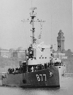 26314 USS Havre (PCE-877)