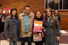 Se firmaron 104 Actas Compromiso de Regularización en Barrio 9 de Julio de Lima