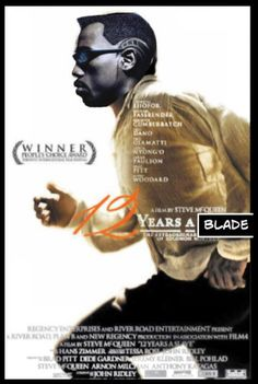 What if Wesley Snipes was in 12 years a slave...