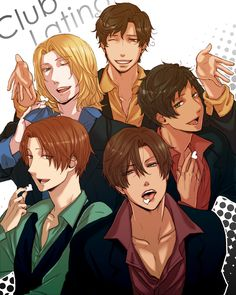 Can I just say how much I love Lovi in this pic!!!!