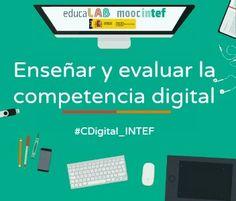 INTEF152 Enseñar y evaluar la competencia digital Imagen de portada