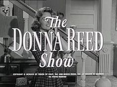 The Donna Reed Show - made pearls the standard for housekeeping tasks :-)