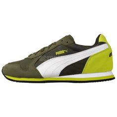 Puma ST Runner Nylon Camo Jr Green White Junior / Preschool Running Shoes  http://www.ebay.com.au/itm/Puma-ST-Runner-Nylon-Camo-Jr-Green-White-Junior-Preschool-Running-Shoes-/191444039461?pt=LH_DefaultDomain_15&var=&hash=item7236387665