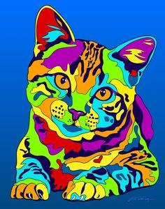 Michael Vistia art!