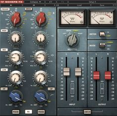 Neve 1073 EQ and Preamp Plugin - Scheps 73 | Waves