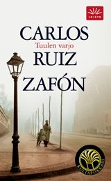 The Shadow of The Wind by Zafon