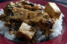 NYT Cooking: Curried Tofu With Soy Sauce