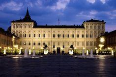 Royal Palace, Turin Italy