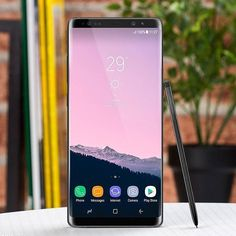 Here's the Samsung Galaxy Note 8! . . . #samsung #galaxy #note8 #smartphone #phablet #flagship #unpacked #nerd #geek #tech #techie #android #androidographer #androidonly