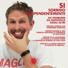 #43 #SorriderePerEssereFelici #SorridiamoNonostanteTutto #FelicementeStressati www.felicementestressati.it