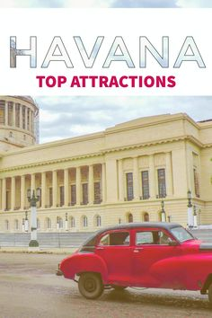 10 hotspots not to be missed in Havana is part of travel destination Cuba - Cuba's capital is hot right now and here are the 10 unmissable things to do in Havana including vintage car rides, where to eat, drink and stay Cuba Itinerary, Cuba Travel, Beach Travel, Mexico Travel, Spain Travel, Moon Hotel, Cuba Beaches, Visit Cuba, Travel Inspiration