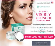 Dermessence Anti-Aging Cream is made from quality and unique ingredients processed in a GMP certified laboratory. Best Anti Aging, Anti Aging Cream, Anti Aging Skin Care, Natural Skin Care, Moisturizer For Oily Skin, Anti Aging Moisturizer, Skin Firming, Skin Brightening, Skin Care Cream