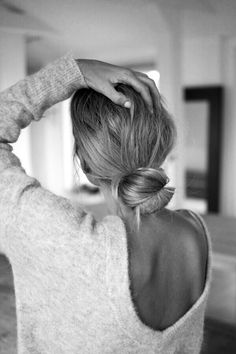 V Back Sweater! | pinned by KimbaLikes.com