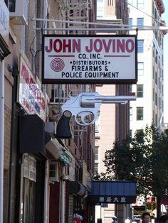 John Jovino Gun Shop