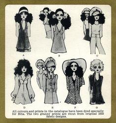 Biba catalogur 1968-9