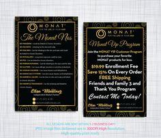 Monat business cards monat custom business card monat global card monat business vip program cards monat vip program buyer cards monat nos cards floral monat card mn33 colourmoves