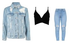 Untitled #76 by valentinemelz on Polyvore featuring polyvore fashion style Boohoo Topshop clothing