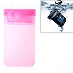 Wasserdichte Tasche für iPhone, iPod, Mobiltelefone , MP3, MP4 , etc. - blau