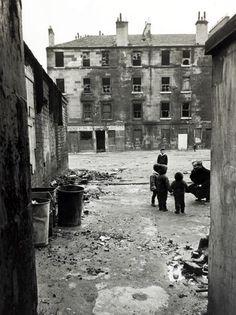 Glasgow Gorbals 1960's