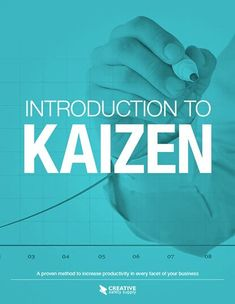 Learn the basics of Kaizen with your free Kaizen Guide from Creative Safety Supply. Lean Manufacturing, Increase Productivity, Kaizen, Transportation, Safety, Management, Learning, Hygge, Business