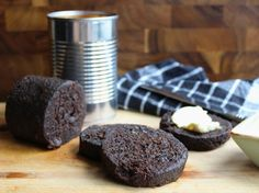Bread Recipes Moist and sweet with molasses, this steamed quick bread is easier than you think… Bread In A Can, How To Make Bread, Quick Bread Recipes, Baking Recipes, Brown Bread Recipe, Serious Eats, Sweet Bread, Bread Baking, Cooker Recipes