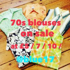 31 Best Womens 70s Tops Blouses Images