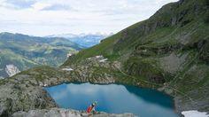 Pizol – single summit and five lakes, Bad Ragaz / Wangs (St.Gallen)