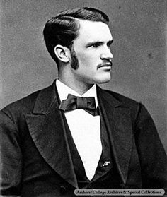 Melvil Dewey, creator of the Dewey Decimal System of library classification. This advocate of spelling reform changed his name from Melville to Melvil to avoid unnecessary letters.    Once again for you librarians in the back, the creator of the Dewey Decimal System was totally hot and didn't take crap from silent letters.