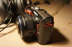 How To Make A Vintage Camera Half Case   DIYPhotography.net