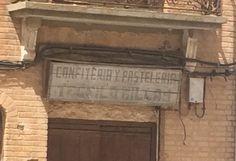 Antigua confitería