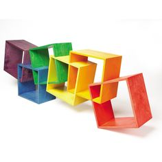 This would be so cheerful and ideal for a kids learning center or reading nook area!