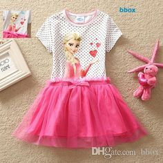 Mother & Kids Special Section Newborn Baby Girls Cosplay Costumes Kids Elsa Princess Short Sleeve Jumpsuits Cartoon Girl Toddler Clothes 1st Birthday Gifts