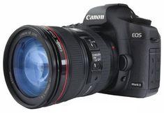Full Frame DSLR Cameras-Advantages of