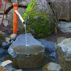 water fountains tsukubai style for japanese gardens are modern backyard and front yard decorations