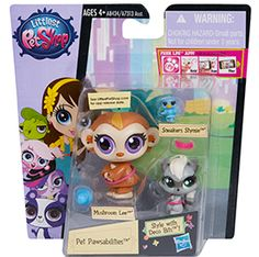 There is a NEW Buy One Get One FREE LITTLEST PET SHOP PET PAWSABILITIES toy ($5.99 Max Value) Coupon!