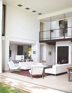 Double-volume dream house in Johannesburg -  GLH & Associates Architects