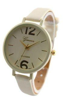 Kup mój przedmiot na #vintedpl http://www.vinted.pl/akcesoria/bizuteria/16132939-zapraszam-do-zakupu-zegarka-w-kolorze-bezowo-zlotym
