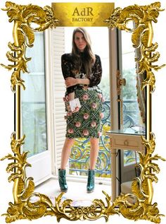 AdR on Dagospia | ANNA OF THE RUSSIAN  Anna dello Russo in Mary Katrantzou