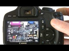 Canon 550D: A 20 minute 1080p HD tour around the Canon EOS 550D / Rebel T2i, the company's latest upper entry-level DSLR, featuring 18 Megapixels, HD video recording in a choice of frame rates and a wonderful-looking 3in screen.
