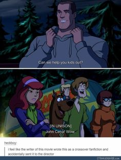 i need to find this episode and watch it now oh lorx
