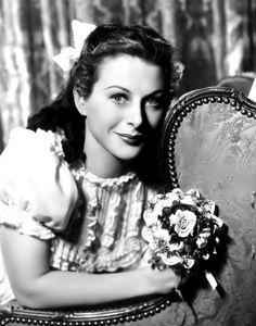 Hedy Lamarr, publicity portrait for That Strange Woman, 1946.