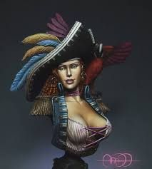 Znalezione obrazy dla zapytania fantasy bust