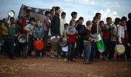 Syria Aid Cost Jumps as UN Food Agency Seeks More Donors.(October 22nd 2013)