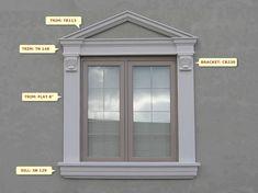 Window Design: W 64