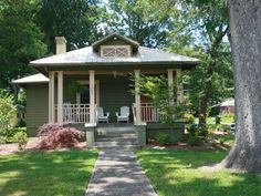 Hendersonville Vacation Rental - VRBO 292120ha - 2 BR Smoky Mountains Cottage in NC, Come Experience the Marvelous Magnolia Cottage!!!